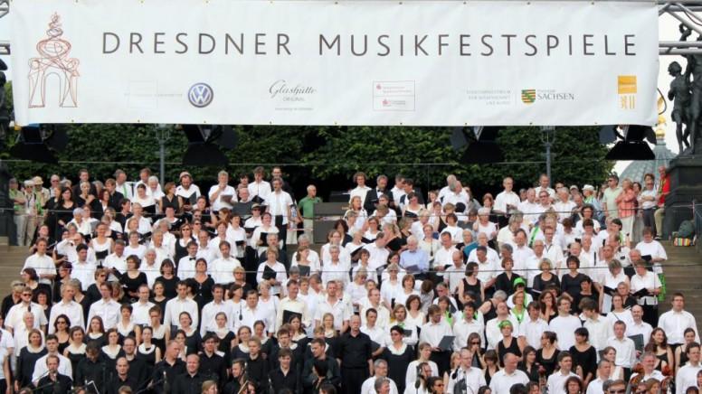Musikfestspiele Dresden, 2011